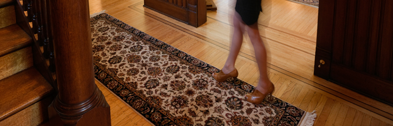 Area Rug And Oriental Rug Padding