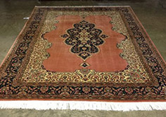 fire damage restoration rugs